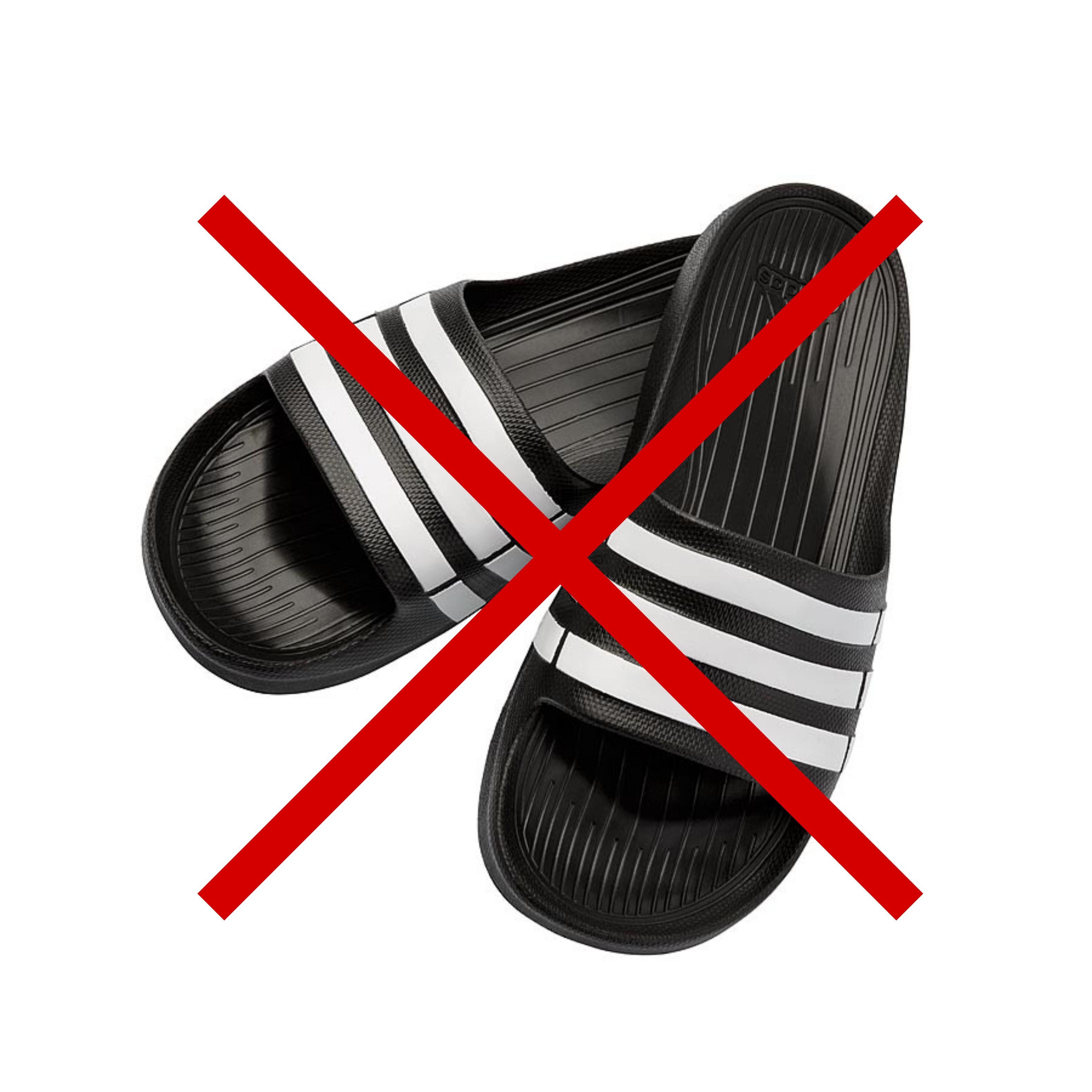 no-papuce